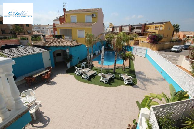 beach house in Oliva(Oliva) for sale, built area 220 m², condition neat, + stove air-condition yes, 6 bedroom, 2 bathroom, swimming-pool yes, ref.: Lo-3416-49
