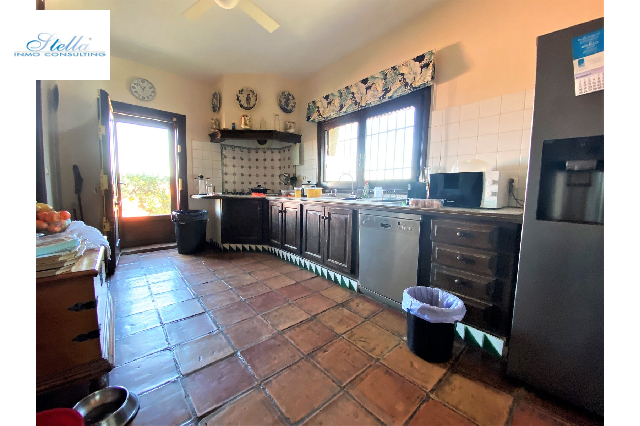 country house in Denia for sale, built area 450 m², year built 1985, + stove air-condition yes, plot area 17000 m², 8 bedroom, 4 bathroom, swimming-pool yes, ref.: SC-T0617-13