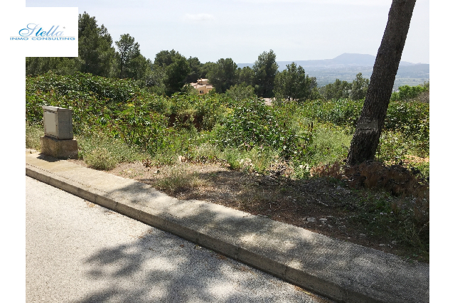 residential ground in Javea(Montgo) for sale, plot area 2100 m², ref.: GC-0617-5