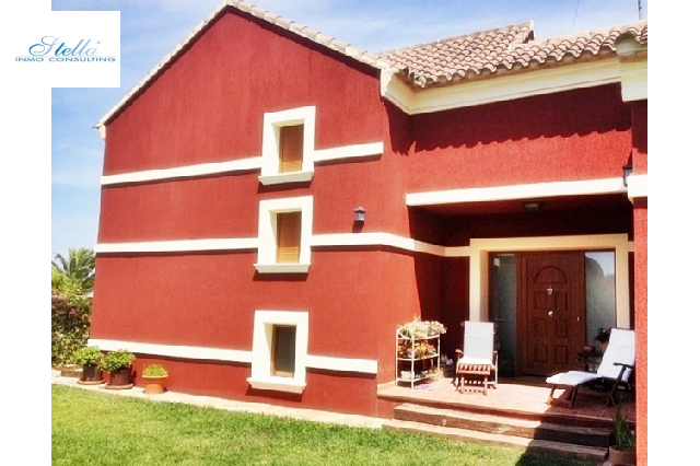 villa in Denia(Marquesa 6) for sale, built area 360 m², year built 2010, plot area 960 m², 4 bedroom, 3 bathroom, swimming-pool yes, ref.: SV-3365-3