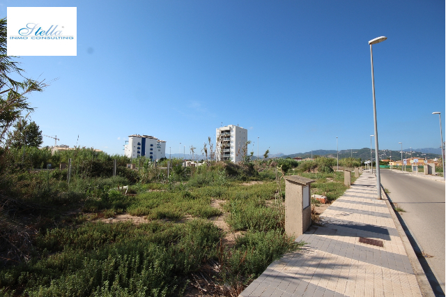 residential ground in Oliva for sale, plot area 949 m², ref.: AS-2617-4