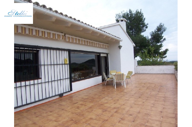 country house in Benissa(Ptda Benimarraig) for sale, built area 165 m², year built 1981, + underfloor heating plot area 5000 m², 3 bedroom, 2 bathroom, swimming-pool yes, ref.: BI-BE.F-128-16