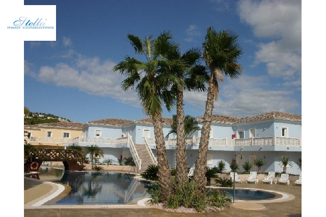 apartment in Benissa(La Fustera) for sale, built area 72 m², year built 2007, + air condition 2 bedroom, 2 bathroom, swimming-pool yes, ref.: BI-BE.A-015-16
