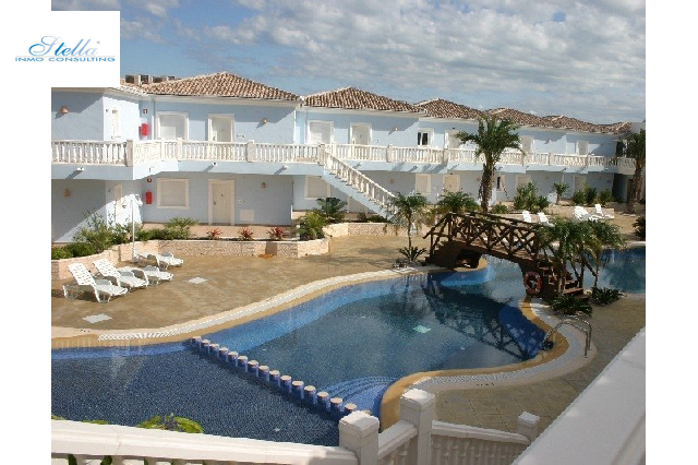 apartment in Benissa(La Fustera) for sale, built area 72 m², year built 2007, + air condition 2 bedroom, 2 bathroom, swimming-pool yes, ref.: BI-BE.A-015-36