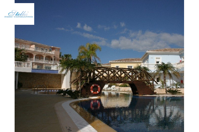 apartment in Benissa(La Fustera) for sale, built area 72 m², year built 2007, + air condition 2 bedroom, 2 bathroom, swimming-pool yes, ref.: BI-BE.A-015-8