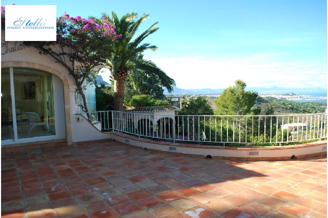 villa in Denia for sale, built area 311 m², plot area 1475 m², 7 bedroom, 5 bathroom, swimming-pool yes, ref.: IB-601-37