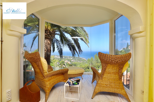 villa in Denia for sale, built area 311 m², plot area 1475 m², 7 bedroom, 5 bathroom, swimming-pool yes, ref.: IB-601-6