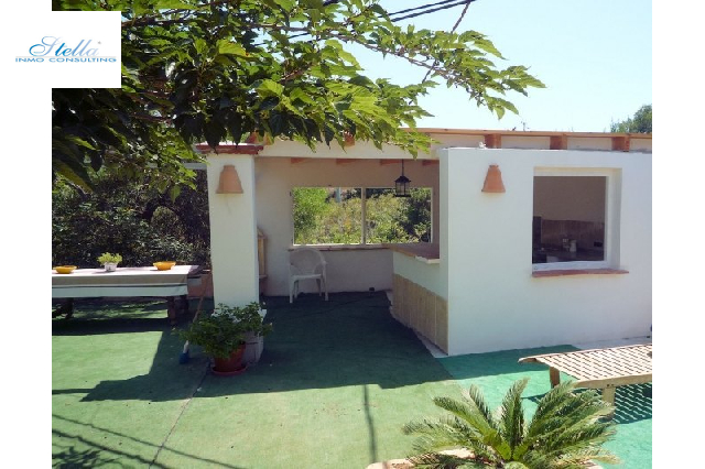 country house in Teulada for sale, built area 200 m², plot area 5000 m², 3 bedroom, 1 bathroom, ref.: GM-T021-12