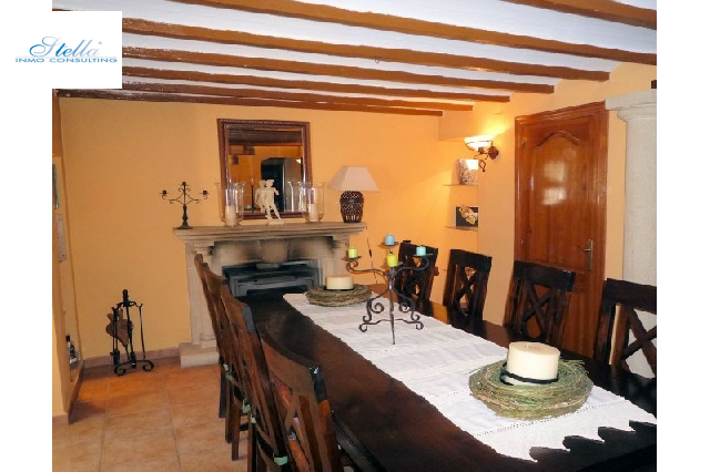 country house in Teulada for sale, built area 200 m², plot area 5000 m², 3 bedroom, 1 bathroom, ref.: GM-T021-3