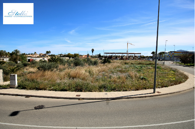 residential ground in El Vergel(Salobres) for sale, plot area 1489 m², ref.: GC-0819-1