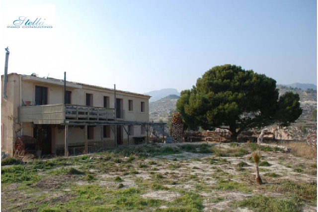 country house in Relleu(Relleu) for sale, built area 570 m², plot area 415000 m², 5 bedroom, 3 bathroom, swimming-pool yes, ref.: AM-10598DA-3700-48