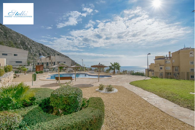 apartment in Altea(Mascarat) for sale, built area 75 m², air-condition yes, 2 bedroom, 2 bathroom, ref.: AM-238DA-3700-17