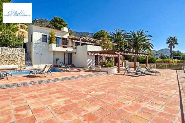 villa in Altea(Urbanizaciones) for sale, built area 659 m², air-condition yes, plot area 1250 m², 4 bedroom, 3 bathroom, swimming-pool yes, ref.: AM-282DA-3700-2