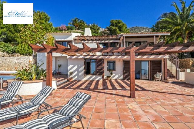 villa in Altea(Urbanizaciones) for sale, built area 659 m², air-condition yes, plot area 1250 m², 4 bedroom, 3 bathroom, swimming-pool yes, ref.: AM-282DA-3700-27