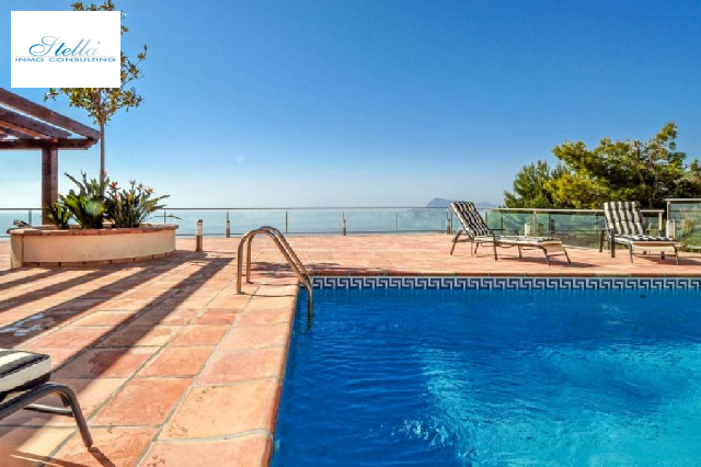 villa in Altea(Urbanizaciones) for sale, built area 659 m², air-condition yes, plot area 1250 m², 4 bedroom, 3 bathroom, swimming-pool yes, ref.: AM-282DA-3700-39