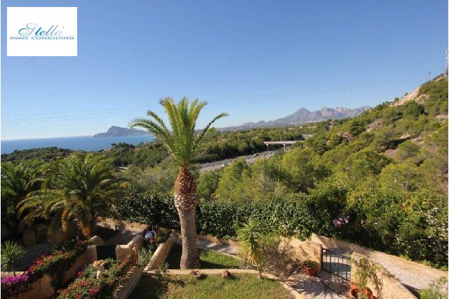 bungalow in Altea for sale, built area 115 m², plot area 200 m², 3 bedroom, 2 bathroom, swimming-pool yes, ref.: COB-2512-1