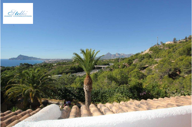 bungalow in Altea for sale, built area 115 m², plot area 200 m², 3 bedroom, 2 bathroom, swimming-pool yes, ref.: COB-2512-12