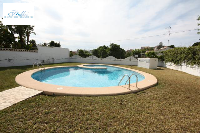 apartment in Denia for sale, built area 122 m², year built 1997, condition neat, + central heating air-condition yes, 3 bedroom, 2 bathroom, swimming-pool yes, ref.: SC-L0919-12