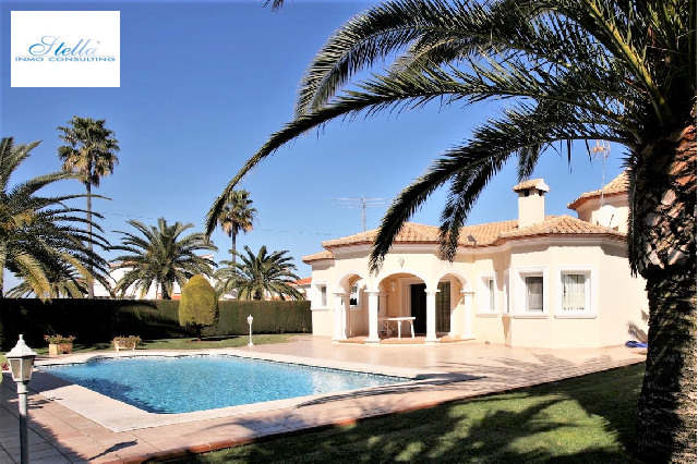 villa in Els Poblets for sale, built area 140 m², plot area 1000 m², 3 bedroom, 2 bathroom, ref.: DS-0119-GC-16