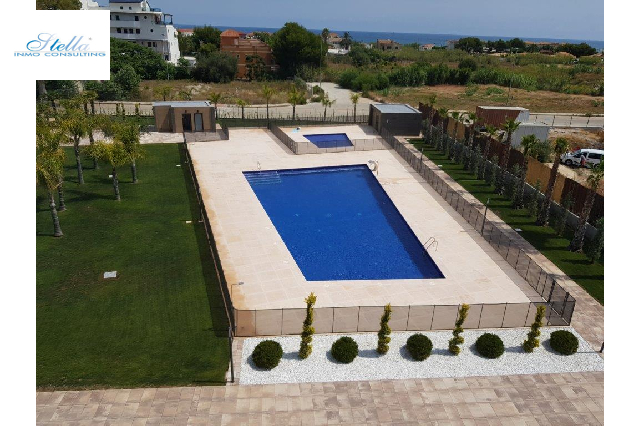 apartment in El Vergel for sale, built area 45 m², year built 2019, condition first owner, + central heating air-condition yes, plot area 2 m², 1 bedroom, 1 bathroom, swimming-pool yes, ref.: GC-0920-4