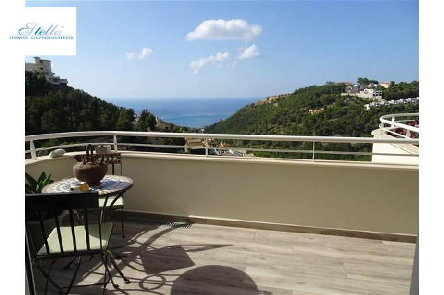 apartment in Altea for sale, built area 90 m², 3 bedroom, 2 bathroom, swimming-pool yes, ref.: COB-2952-13