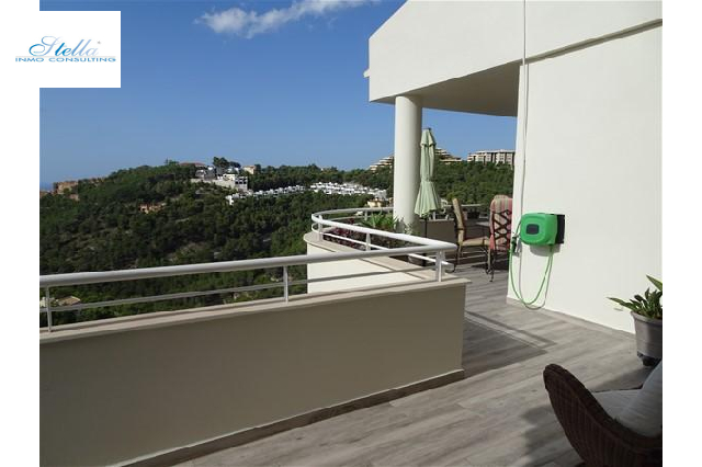 apartment in Altea for sale, built area 90 m², 3 bedroom, 2 bathroom, swimming-pool yes, ref.: COB-2952-14