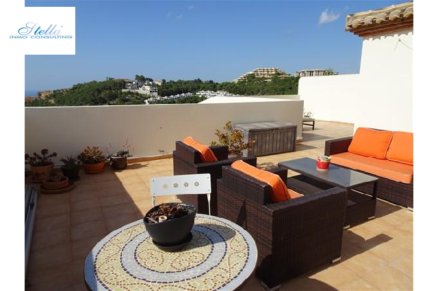 apartment in Altea for sale, built area 90 m², 3 bedroom, 2 bathroom, swimming-pool yes, ref.: COB-2952-30