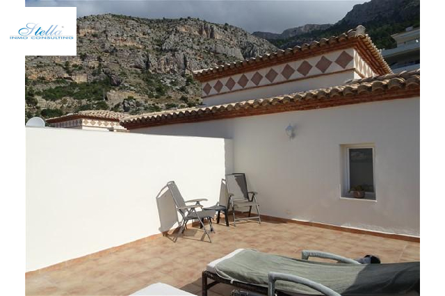 apartment in Altea for sale, built area 90 m², 3 bedroom, 2 bathroom, swimming-pool yes, ref.: COB-2952-33