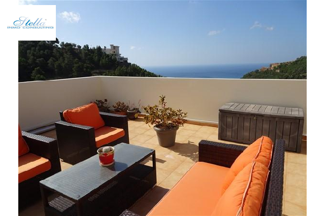 apartment in Altea for sale, built area 90 m², 3 bedroom, 2 bathroom, swimming-pool yes, ref.: COB-2952-34