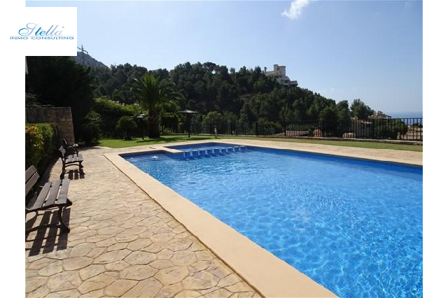 apartment in Altea for sale, built area 90 m², 3 bedroom, 2 bathroom, swimming-pool yes, ref.: COB-2952-39