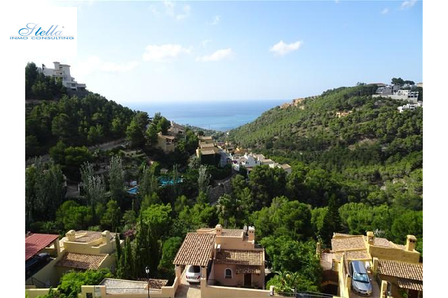 apartment in Altea for sale, built area 90 m², 3 bedroom, 2 bathroom, swimming-pool yes, ref.: COB-2952-5