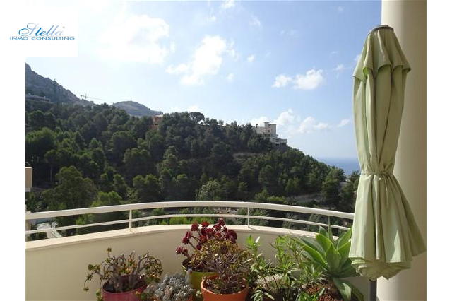 apartment in Altea for sale, built area 90 m², 3 bedroom, 2 bathroom, swimming-pool yes, ref.: COB-2952-6